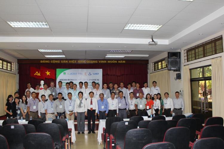 Đại diện công ty Đông Dương tham dự Tọa đàm trao đổi thông tin và cơ hôi hợp tác giữa doanh nghiệp Viêt Nam và Thái Lan trong khuôn khổ dự án ASEAN BIOMASS PROJECT PHASE II