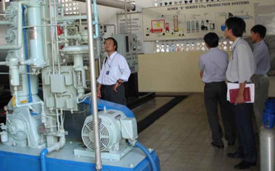 Hiệu quả tiết kiệm năng lượng từ mô hình ESCO