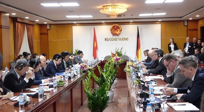 Việt Nam - Đức: Đẩy mạnh hợp tác phát triển năng lượng tái tạo