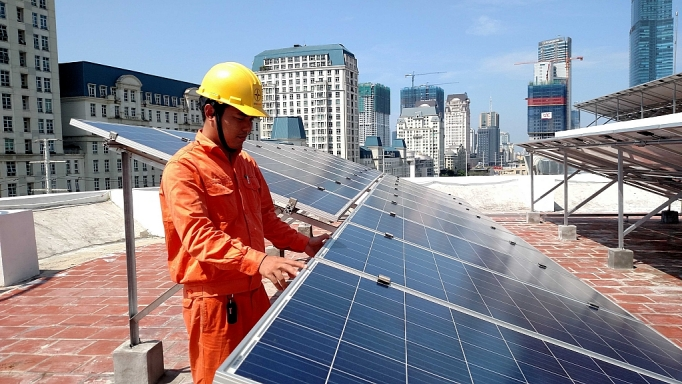 Hà Nội: Đẩy mạnh phát triển điện mặt trời áp mái