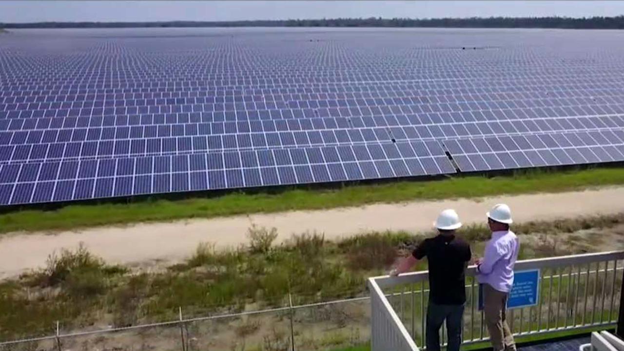 Thành phố ở Mỹ sử dụng 100% năng lượng tái tạo