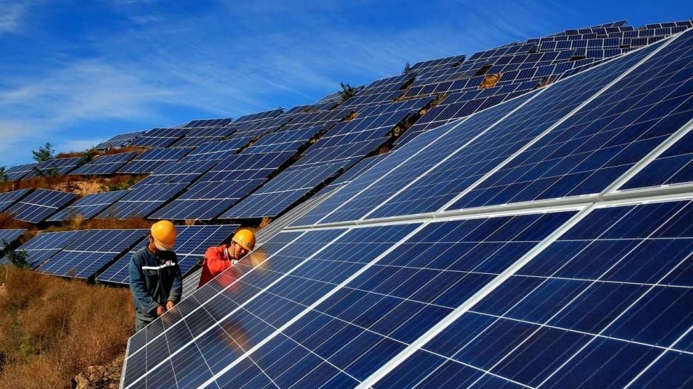 EVNSPC hỗ trợ các dự án phát triển năng lượng tái tạo