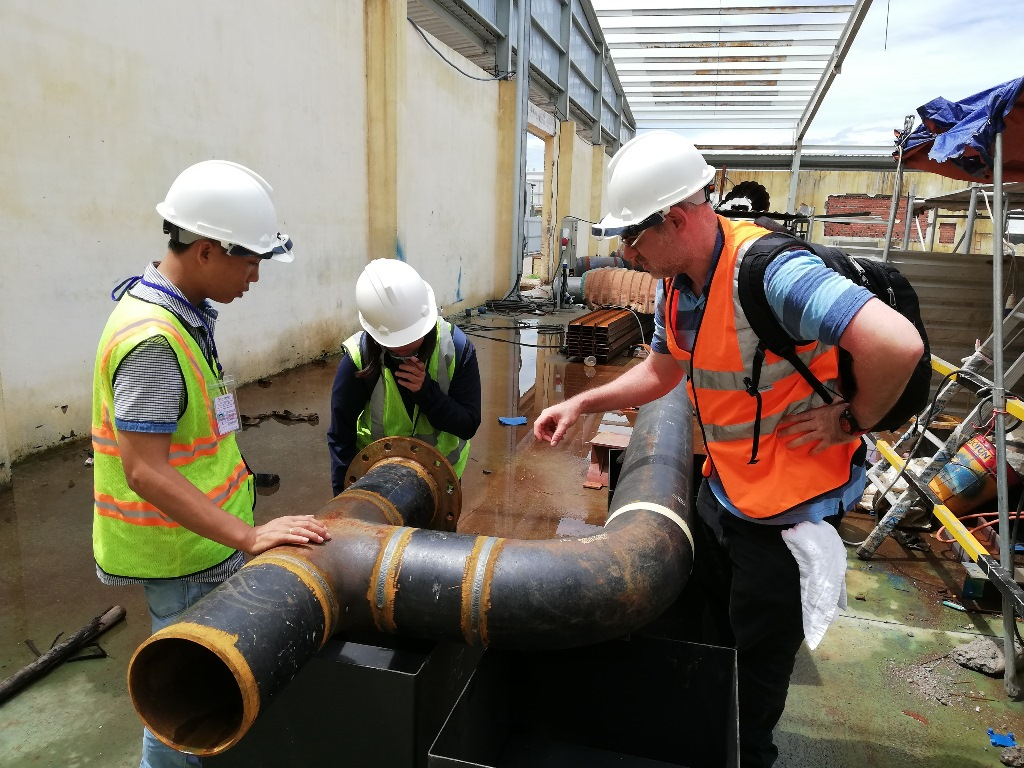 BSI chính thức cấp chứng nhận PED 2014/68/EU cho dự án cung cấp nhiệt do DDG đầu tư tại nhà máy bia Heineken Việt Nam - Vũng Tàu