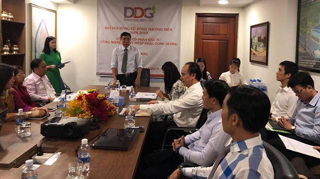 ĐHCĐ Công ty Đông Dương (DDG): Mục tiêu lợi nhuận tăng 40%, chuyển sang sàn HOSE