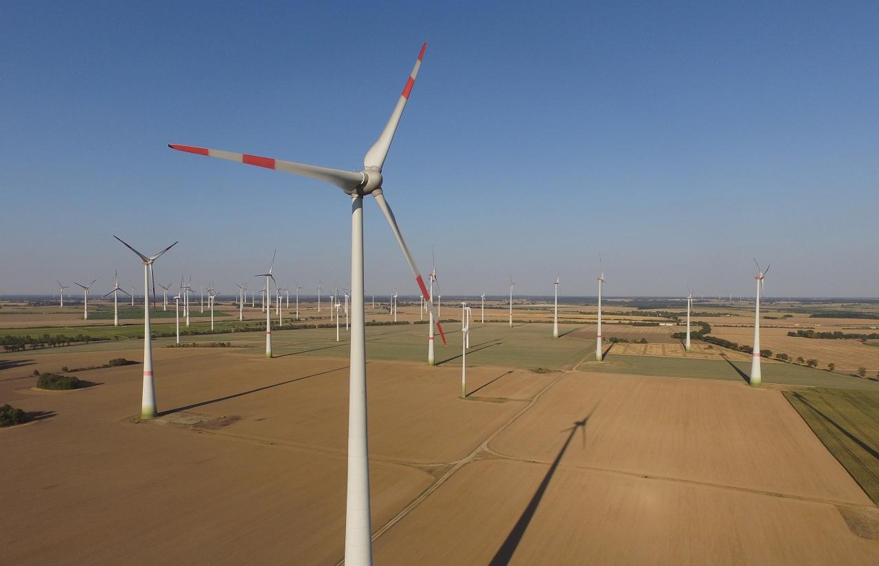 Năm 2030: Ấn Độ sẽ bổ sung 500 GW năng lượng tái tạo