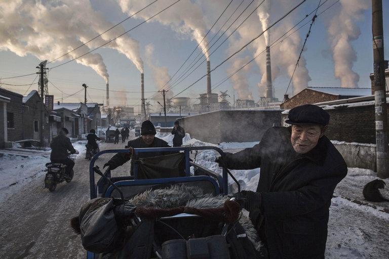 Trung Quốc tạm dừng các dự án xây dựng nhà máy nhiệt điện than mới