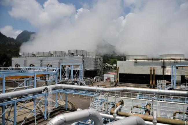 Indonesia sẽ là nước sản xuất năng lượng địa nhiệt hàng đầu thế giới