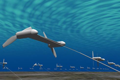 Nhật Bản sản xuất điện bằng dòng hải lưu