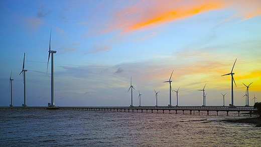 PVN quan tâm đến phát triển năng lượng tái tạo